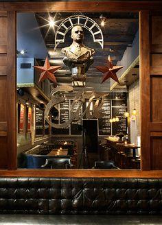 The Daily Restaurant, New York City designed by AvroKo