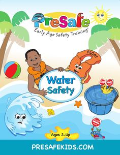 The best safety training for young children!