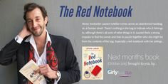 Girly Book Club choice is The Red Notebook! Very Excited, Notebook, Girly, Names, Club, Feelings, Twitter, Reading, Books