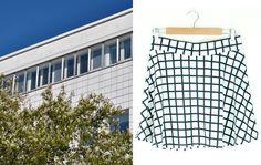 Facade Goes Fashion: Klassisesti oopperatalon tyyliin #Oopperatalo #Helsinki #ooppera #arkkitehtuuri #architehture #fashion #muoti #facade #julkisivu