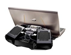 Gallery: ASUS ROG GX700 Gaming Laptop With Liquid-Cooling - Republic of Gamers