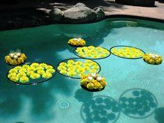 Pool Wedding Ideas poolside wedding reception 20 Pool Wedding Decoration Ideas To Try On Your Wedding