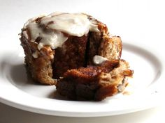 Dark and Dangerous Cinnamon Buns... Yumm!