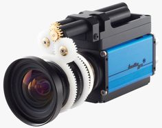 The indieGS2K measures only 40 x 40 x 100 mm, weighs just 170g and operates stand-alone without the need of a control-box. It incorporates a high-grade 2/3 inch CMOS global-shutter sensor and delivers up to 60 frames of 2k footage in 12 bit RAW.