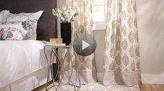 Watch Budget-Friendly Window Treatments in the Better Homes and Gardens Video