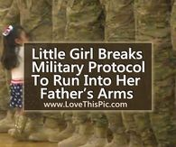 This Little Girl Breaks Military Protocol To Run Into Her Father's Arms Saturday Images, Good Night Gif, I Wish I Knew, What Happened To You, Mother Quotes, Facebook Image, Birthday Greetings, Turmeric, Healthy Skin