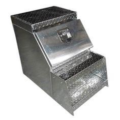 aluminum truck step toolboxes xctb42 truck tool boxtruck