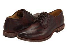 Frye Phillip Oxford Dark Brown Vintage Leather - Zappos.com Free Shipping BOTH Ways