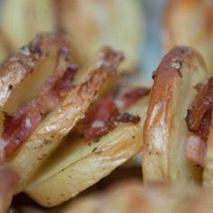 Receita de batata assada com bacon | Receitas Supreme/