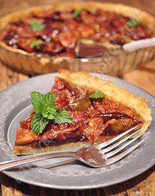 Kalandok a konyhában : Fügés-diós lepény Pork, Meat, Dios, Kale Stir Fry, Pork Chops
