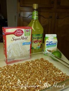 Southerner At Heart: Margarita Cake