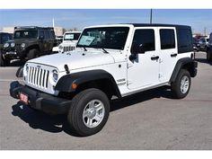 2017 Jeep Wrangler Unlimited Sport Benny Boyd Andrews Texas