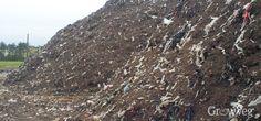 Municipal composting facility