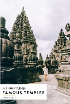 Thinking of visiting Borobudur at sunrise but not sure if the ticket is worth it? Or tight on time and thinking of both Borobudur and Prambanan temples in one day? Find out everything you need to know about these historic temples in my Yogyakarta, http://Indonesia.travel guide.