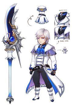 seven knights - Google Search