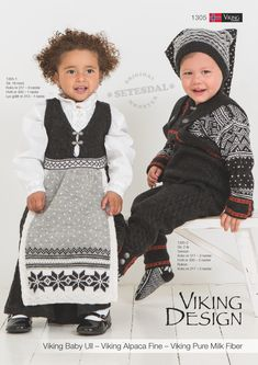 Viking Of Norway Catalogue 1305 by Berit Ramsland and Turid Stapnes. Discover more books by Viking Of Norway at LoveCrafts. From knitting & crochet yarn and patterns to embroidery & cross stitch supplies! Addi Knitting Needles, Knitting For Kids, Knitting Yarn, Baby Knitting, Knitting Patterns Free, Knit Patterns, Free Knitting, Norwegian Knitting, Viking Designs