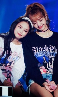 Jennie e Lisa.