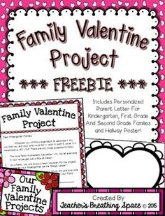 Valentines Day Letter Writing  Freebie  Lisa Lilienthal