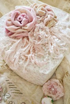 """""""Come, ye cold winds, at January's call, On whistling wings, and with white flakes bestrew The earth. Valentines Day Hearts, Valentines Diy, Rose Gold Theme, Shabby Chic Flowers, Gift Wrapping Paper, Wrapping Ideas, Linens And More, Mum Birthday, Instagram Blog"""