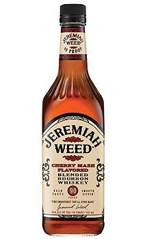 Jeremiah Weed Cherry Mash Flavored Bourbon, $59.00 #fathersday #gifts #whiskey #1877spirits