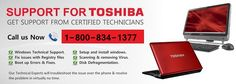 We are a leading Toshiba technical support services provider. If you are facing any problem with your Toshiba products then just contact with us at our Toshiba technical support number +1-800-834-1377 and get resolved.