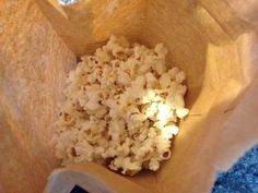 How to Cook Regular Popcorn  Kernels in the Microwave