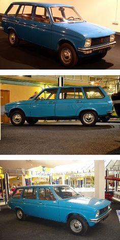 OG | Peugeot 104 Break / Estate Wagon - Project M18 | Full-size prototype dated 1975