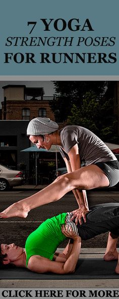 Here the 7 best yoga asanas for boosting strength and endurance so you can become the best runner you can be http://www.runnersblueprint.com/yoga-strength-poses-for-runners/ #Runnerstrength #RunnersYoga