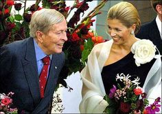 The late prince Claus (consort of Queen Beatrix and princess Maxima).
