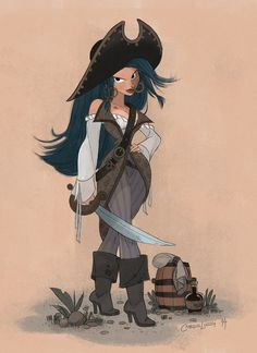4forfun: Piratas / Pirate