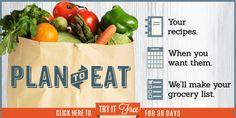 Menu Plan Monday ~ Sept 8/14 - recipe inspiration for your week