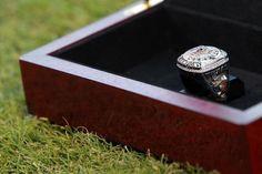 Championship Ring - 2011 #Rangers