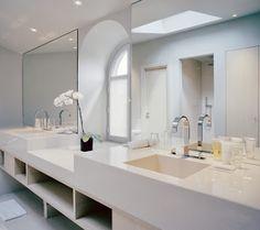Banheiros Brancos
