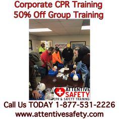 Attentive Safety CPR (@AttentiveSafety) | Twitter Food Safety Training, Cpr Training, Twitter
