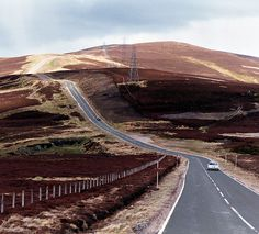 The Lecht Road, Scotland