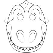 Dinosaur Mask Coloring page vorlagen leuchtturm Templates Printable Free, Free Printable Coloring Pages, Toddler Dinosaur Halloween Costume, Dinosaur Crafts Kids, Dinosaur Template, Dinosaur Mask, Dinosaur Coloring Pages, Mask Template, Mask For Kids