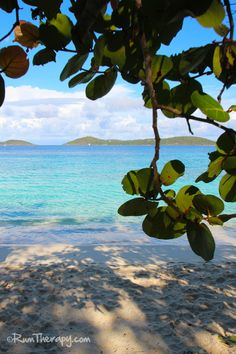 Honeymoon Beach, St. John, USVI - click to see more pics!