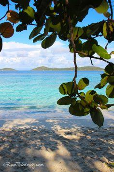 Honeymoon Beach, St. John, USVI - click to see more pics!