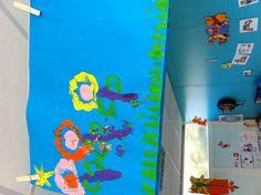 Thema lente. Bloemen schilderen. Flower Power, Flag, Diy, Bricolage, Do It Yourself, Science, Homemade, Flags, Diys