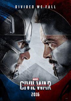 Captain America: Civil War, Pathé Schouwburgplein, Rotterdam, 7 mei 2016