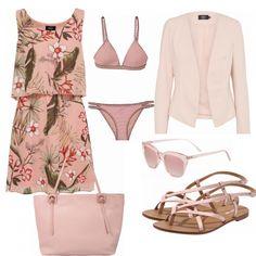 Sommer-Outfits: Beachgirl bei FrauenOutfits.de #Sommeroutfit #Frauenoutfit #Beach #Strand
