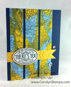 World Map meets Chalk Talk by indyscrapmom - Cards and Paper Crafts at Splitcoaststampers