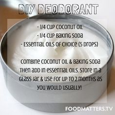 We all know how important it is to nourish our body, and sometimes we forget about our bodies largest organ... the skin! Minutes to make, money-saving, 3 body-loving recipes!  http://foodmatters.tv/articles-1/3-diy-body-love-recipes
