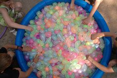 Water balloons <3