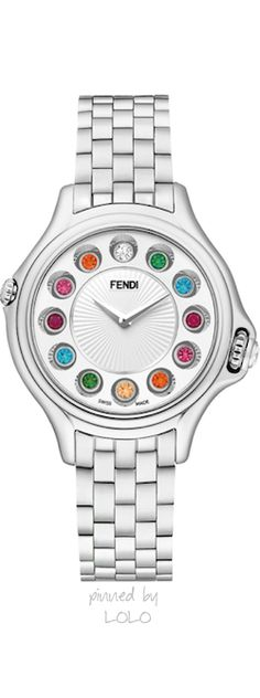Fendi Crazy Carats Watch   LOLO