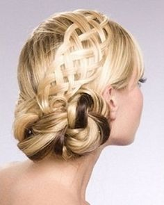 Prom hairstyles 2014 with braids