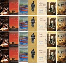 """Wednesday, March 16, 2016: The Charleston Library Society has two new bestsellers and five other new books in the Biographies & Memoirs section.   The new titles this week include """"In Other Words,"""" """"West of Eden: An American Place,"""" and """"The Light of the World: A Memoir."""""""