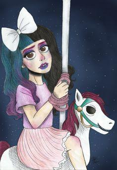 Melanie Martinez - Carousel []NOT MY ART[]