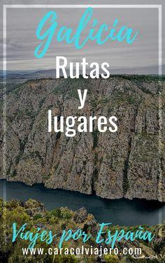 Rutas y viajes por España: Galicia. #galicia #españa Travelling, Places To Visit, Exterior, European Travel, Elopements, Trekking, Paths, Majorca, Outdoor Rooms