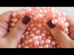 Pearl Slime - Satisfying ASMR #29 - YouTube